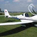 Flugstunde ohne Reifenplatzer