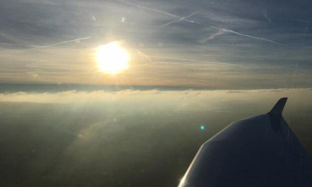 Flug 38 – Irgendwie war es heute nicht meinTag