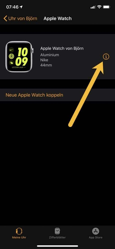 Info Apple Watch 3