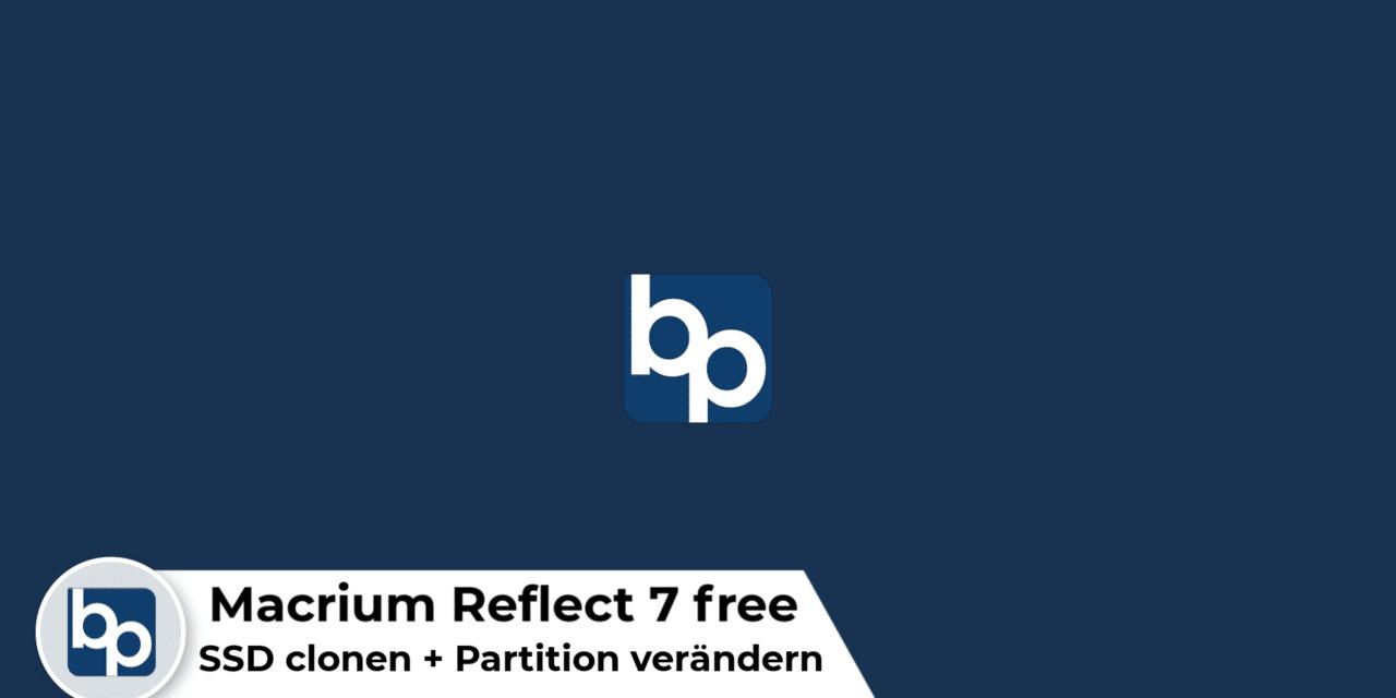 "Macrium Reflect <span class=""caps"">SSD</span> Festplatte klonen – <span class=""caps"">AOMEI</span> Partition verschieben –Win10"